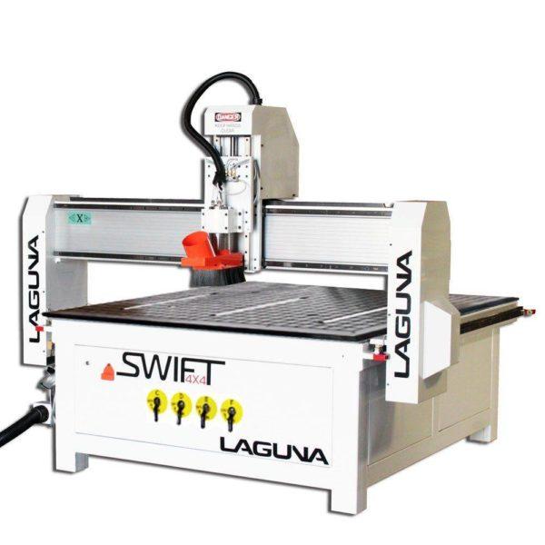 Swift 4x4 CNC Machine Vacuum Table