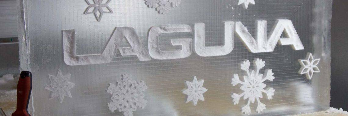 Laguna Tools On Ice: Millennium Ice Meets Machine Tools