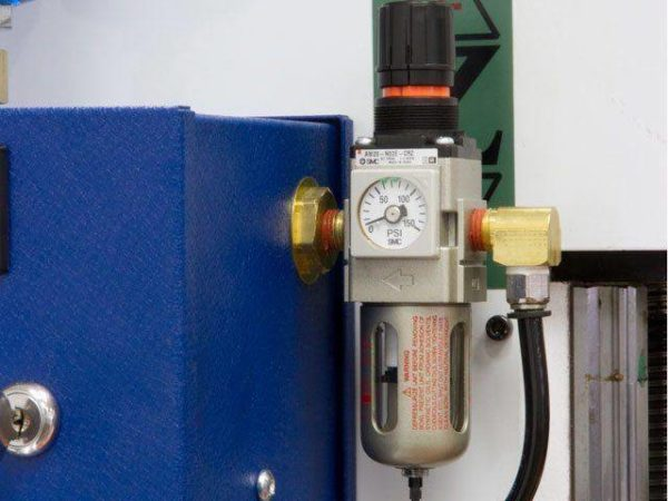 Accu Lube Cooling System Gauge