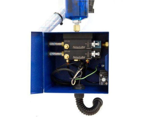 Cooling System for CNC Machines