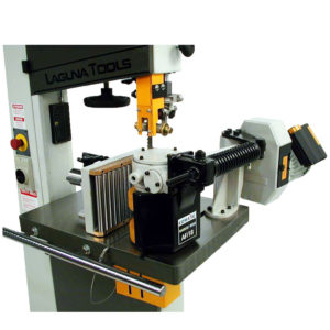 bandsaw power feeder machine