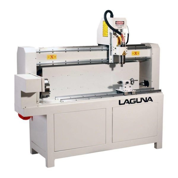CNC Turner 72in 3hp Spindle