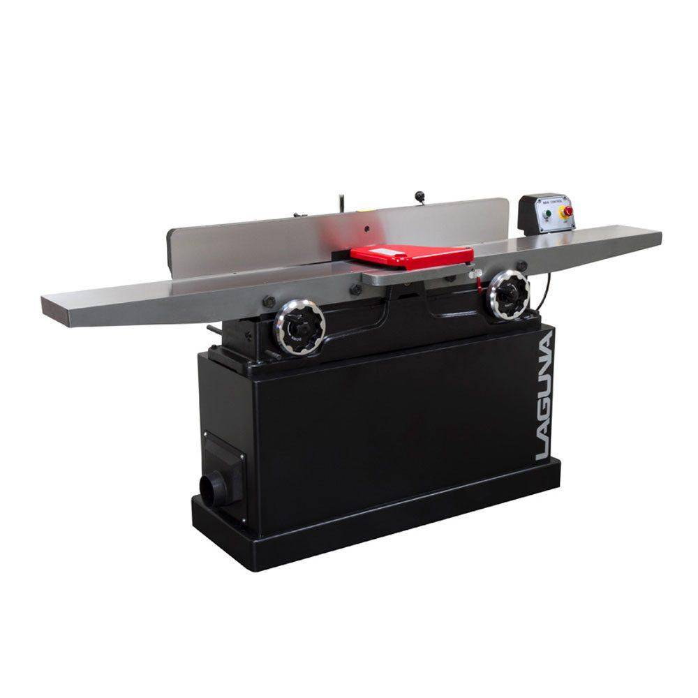 8 Parallelogram Jointer Front
