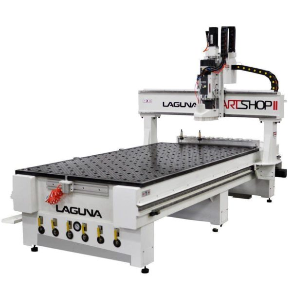 SmartShop II SUV CNC Machine