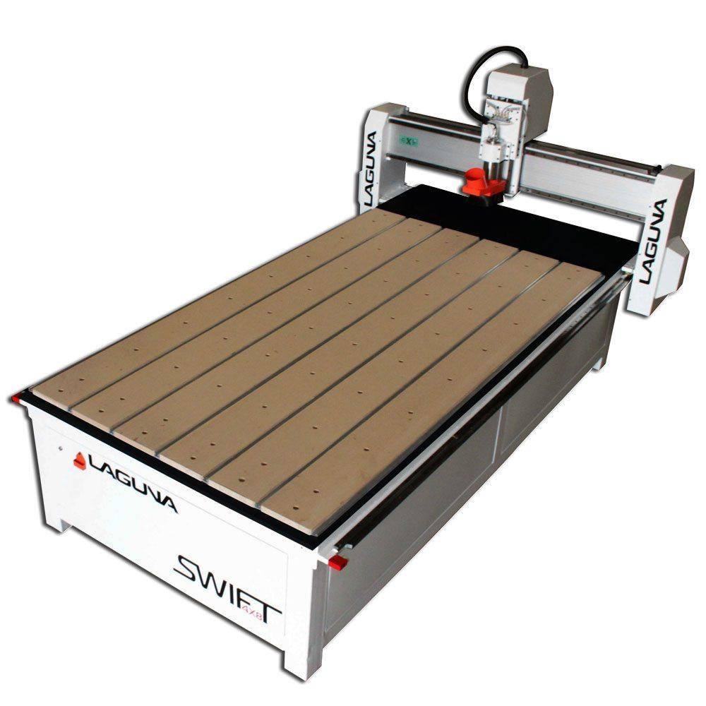 Swift 5' X 10' 3HP CNC Machine | Woodworking CNC Router