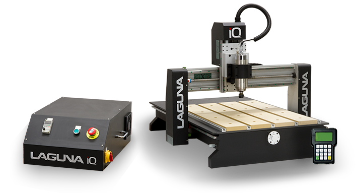 IQ Series Hobbyist CNC Machine