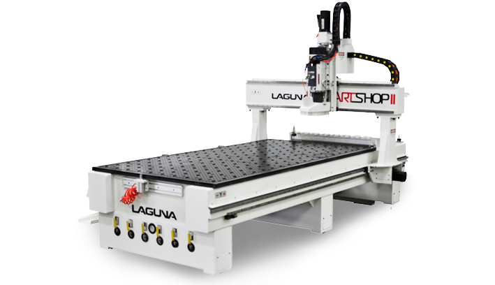 Powerful SmartShop II CNC Router SUV