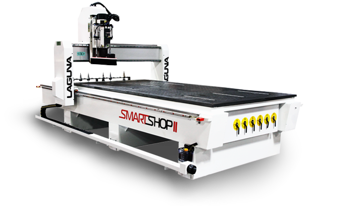 Large CNC Machine SmartShop II Router