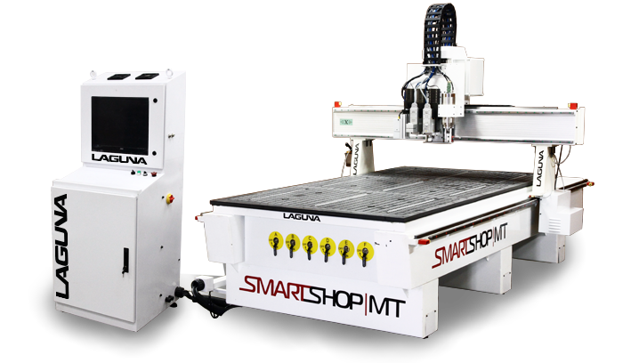 Multi-Tool CNC Router Sign Making Machine
