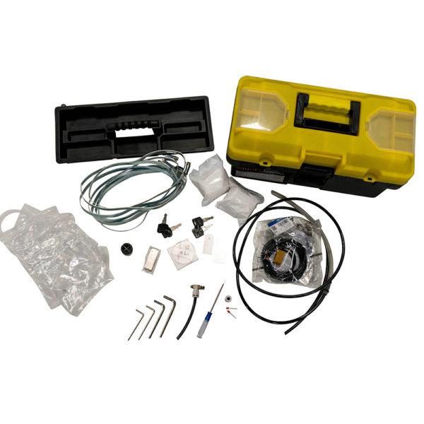 cnc laser box contents