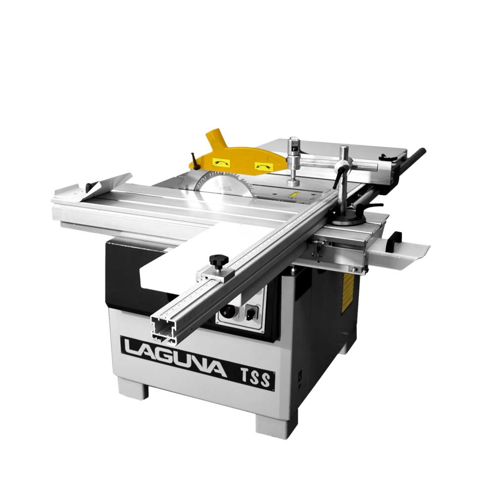 Tss Tablesaw With Scoring Laguna Tools The Best Woodworking Cnc Machines