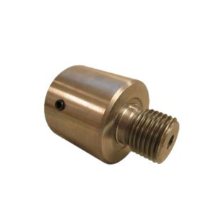 Pinnacle Lathe 45mm x 33mm adapter