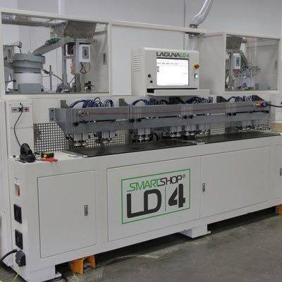 SmartShop CNC LD4 lockdowel machine