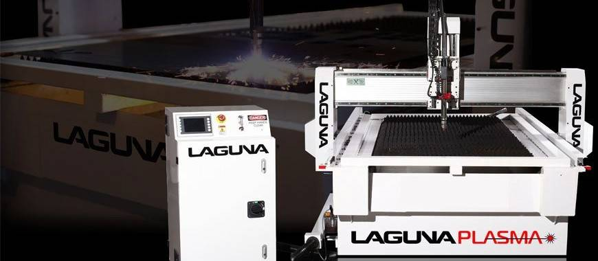 laguna tools plasma cnc machine