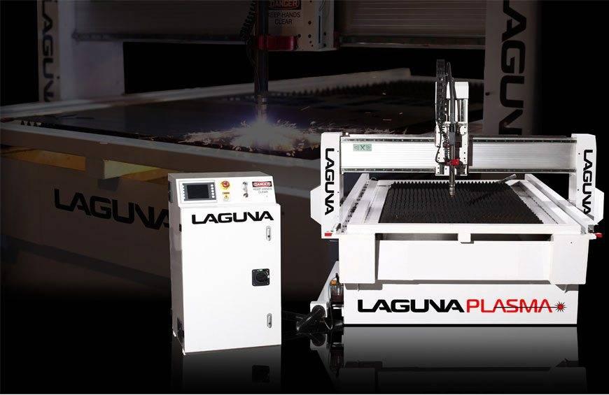 laguna tools plasma cnc machine