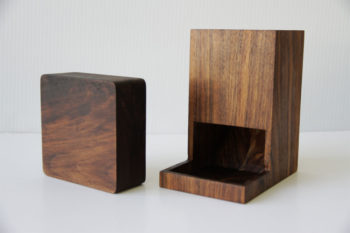 CNC Cut Dice Box and Tower for Tabletop Gaming