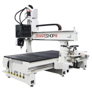 smartshop iii +2 axis cnc machine