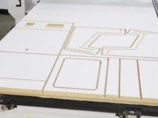 Finished Cut of Cabinet Arcade parts