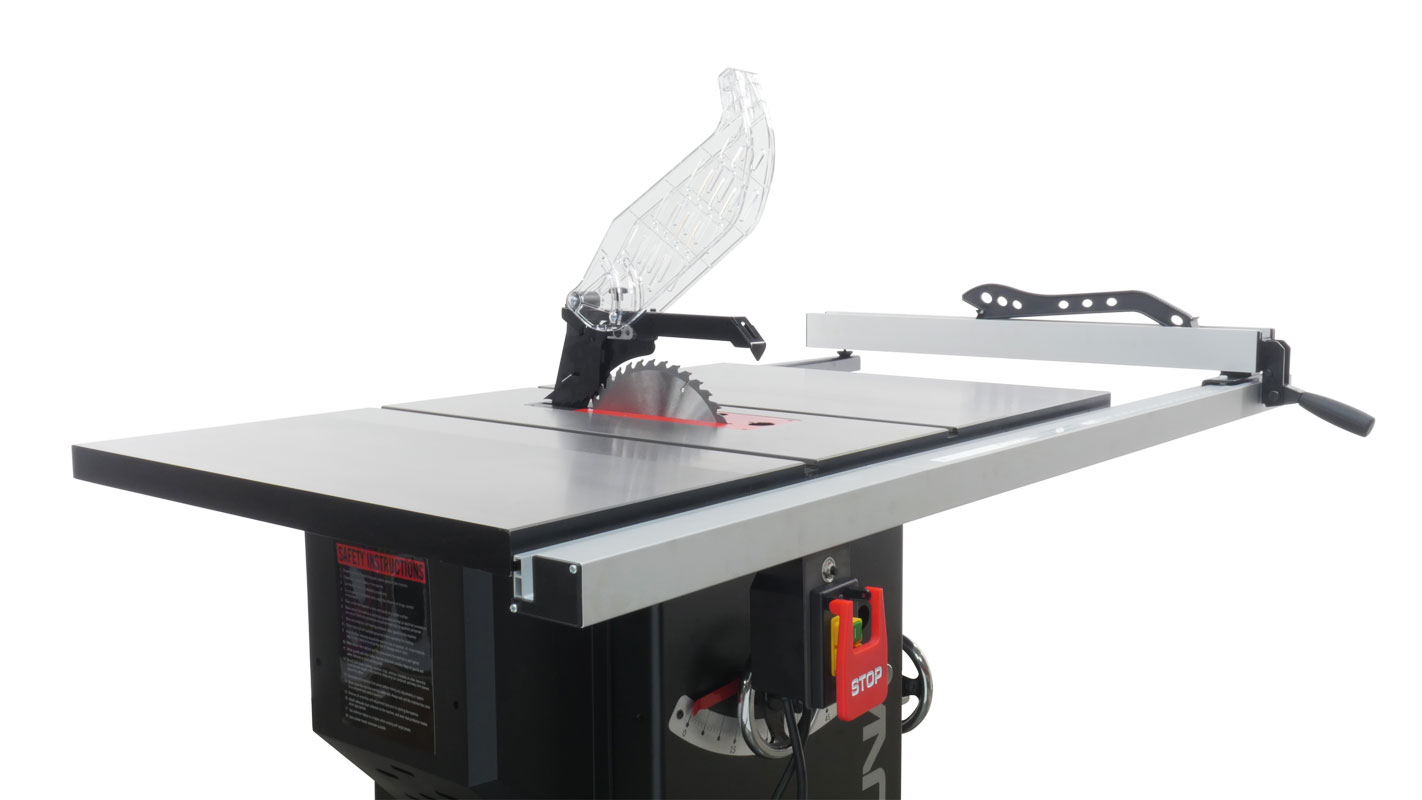 F3 Fusion Tablesaw