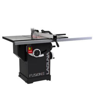 f3 fusion tablesaw by laguna tools
