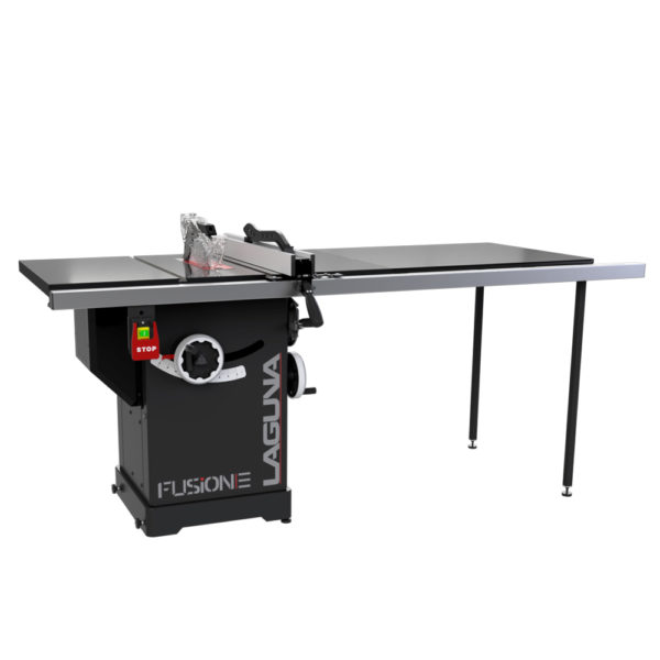 F3 Fusion Tablesaw with Extended Table