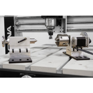 IQ Desktop CNC 4th Axis Milling