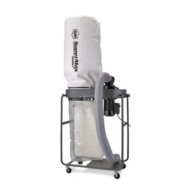 2hp supermax dust collector